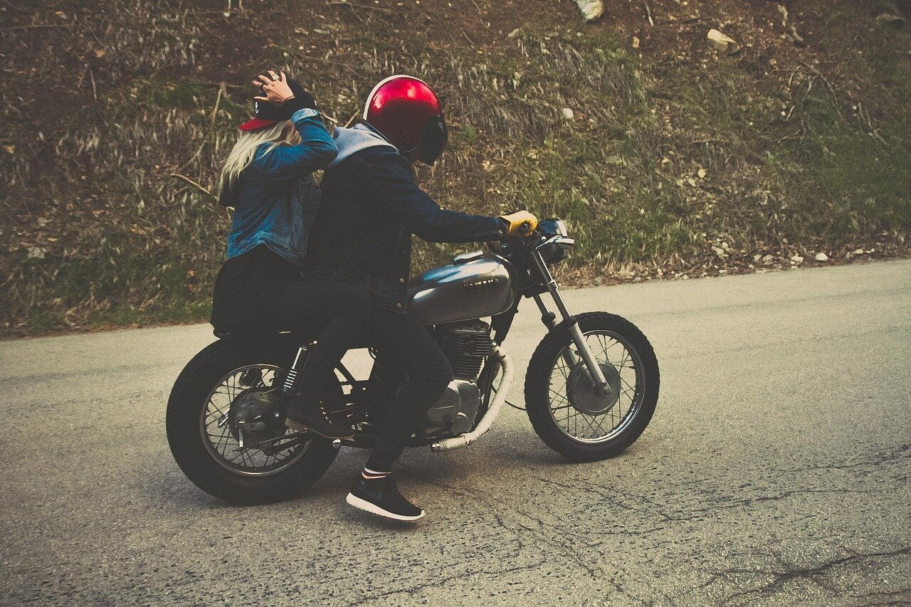 Motocykle - podróż